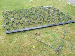 Hackett Chain Harrows for sale at J Wood and Son, Kirkbymoorside, North Yorkshire