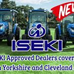 J Wood and Son, Iseki Approved Dealers for Kirkbymoorside, North Yoekshire and Cleveland