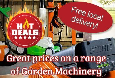 Garden Machinery Special Offers