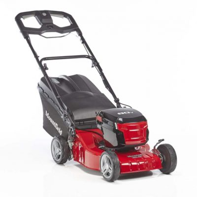 Mountfield S42 PD Li Self Propelled 80V Lawnmower for sale at J Wood & Son, Kirkbymoorside, North Yorkshire