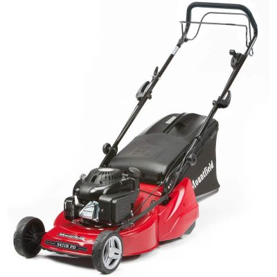 Mountfield S421R PD Self Propelled Rear Roller Lawnmower for sale at J Wood & Son, Kirkbymoorside, North Yorkshire