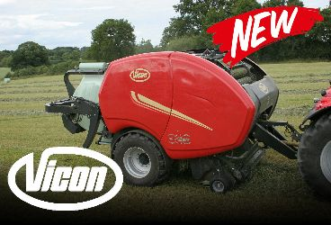New sales franchise Vicon Machinery | J Wood And Son