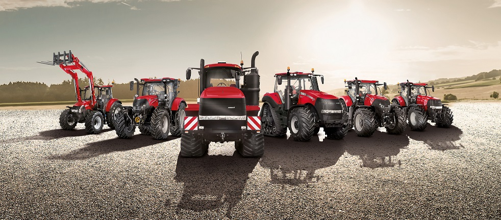 New and Ex Demo Case IH Tractors Available
