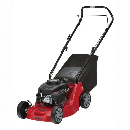 Mountfield HP414 39cm Hand Propelled Lawnmower for sale at J Wood & Son, Kirbymoorside, North Yorkshire, YO62 6QR, UK.