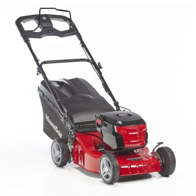 Mountfield S42PD LI 41cm Self-Propelled 80V Lawnmower for sale at J Wood & Son, Kirkbymoorside, North Yorkshire, YO62 6QR, UK