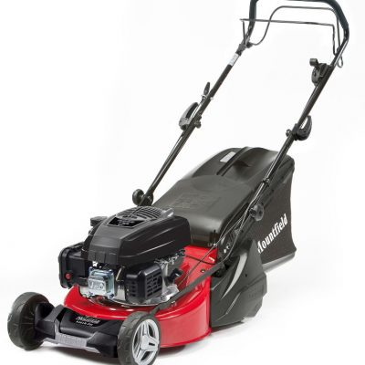 Mountfield S461R PD 46cm Self-Propelled Lawnmower for sale at J Wood & Son, Kirkbymoorside, North Yorkshire, YO62 6QR, UK