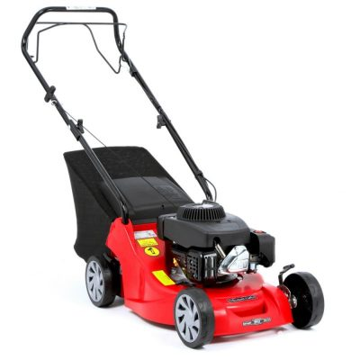 Mountfield SP414 39cm Self-Propelled Lawnmower for sale at J Wood & Son, Kirkbymoorside, North Yorkshire, YO62 6QR, UK
