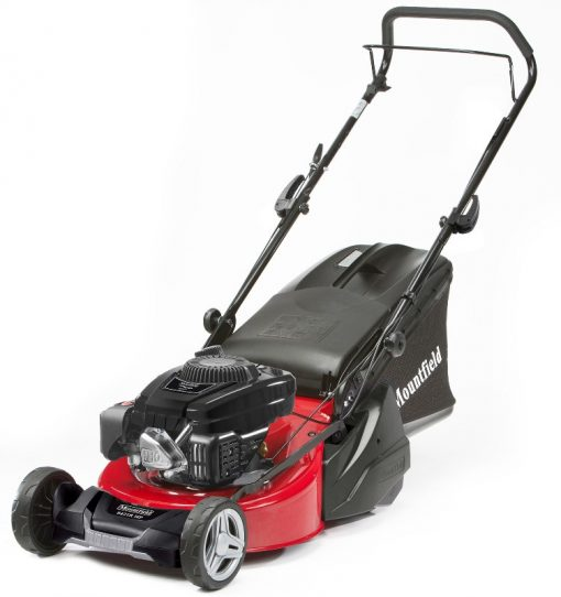 Mountfield S421R PD 41cm Self-Propelled Lawn Mower for sale at J Wood & Son, Kirkbymoorside, North Yorkshire, YO62 6QR
