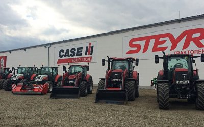 Case IH Training Camp