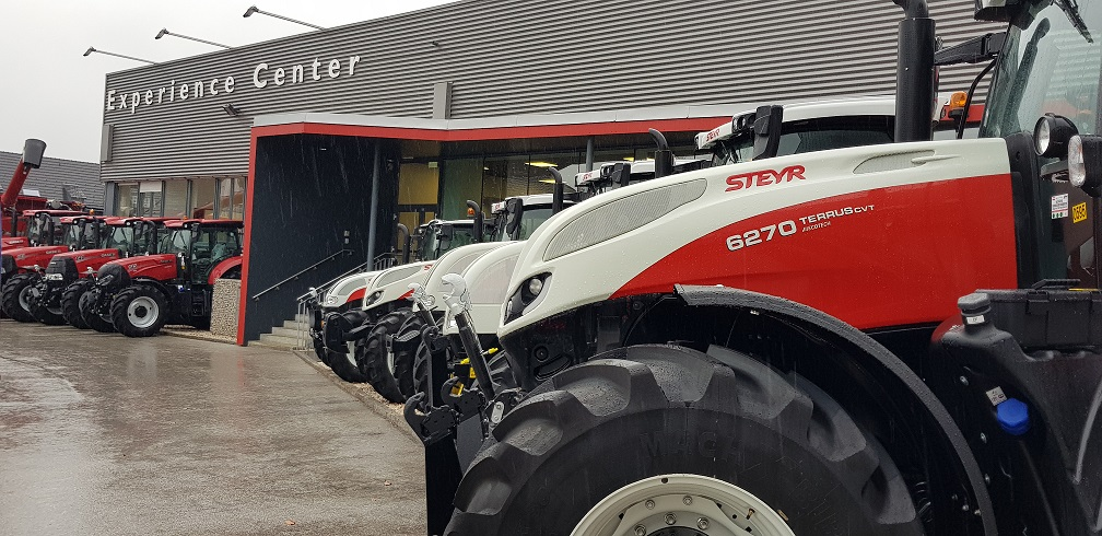 Case IH Technical Sales Training