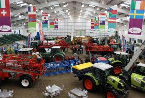 Bishop Burton Agrii farming conference 14 Feb 2018